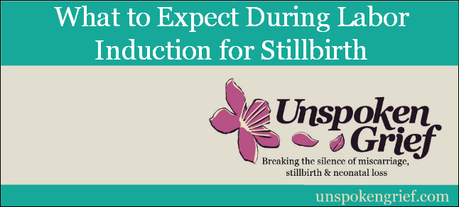 labor induction for stillbirth