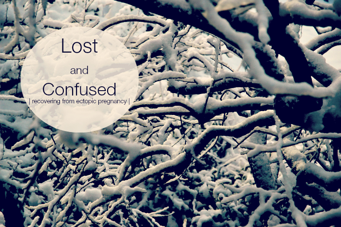 Lost + Confused