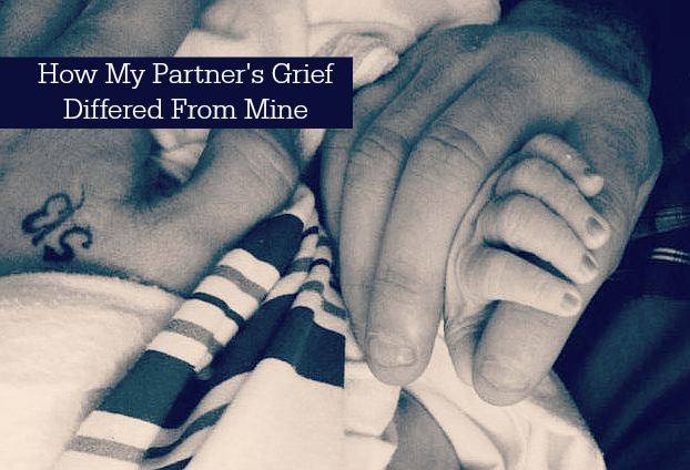 How My Partner's Grief Differed From Mine